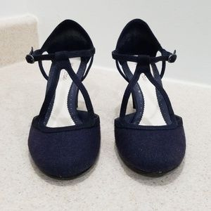 Lela Rose for payless women's purple exeter shoes
